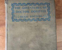 Сидней, книга, Доктор Дулитл,