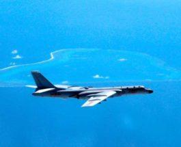 Тайвань, Китай, бомбардировщики,