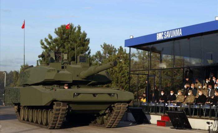 Турция, новый танк, танк, Leopard 2A4, Altay,