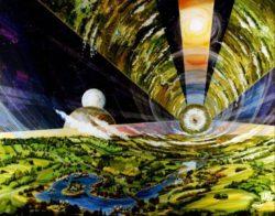 Люди смогут переехать в «летающую колонию пояса астероидов», где живут миллионы людей, уже в течение 15 лет.