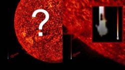 Рядом с Солнцем появляется что-то огромное — ошибка Helioviewer?