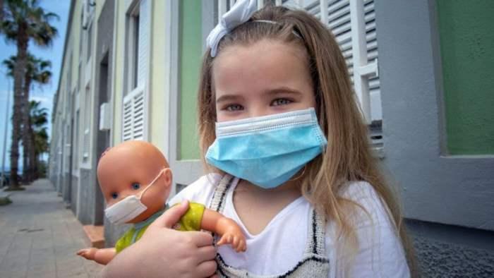 дети, коронавирус,