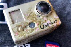 GoPro пролежала 6 лет под водой. Вот что на ней было записано…