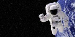 Космонавты столкнулись с проблемой жесткого кабеля