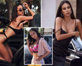 модель, Instagram, Юлия Пугачева,