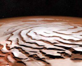 ось, Марс, ледниковый период,