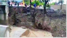 проливные дожди, Боливия, наводнения,