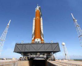 ракета, SLS, НАСА,