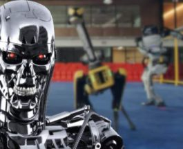 роботы, США, Терминаторы,