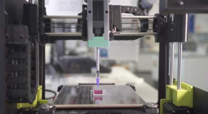 3D печать, кости, костная ткань,