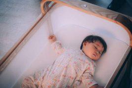 Cradlewise, ребенок, кроватка,