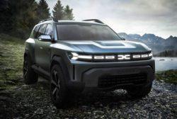 Dacia официально представила кроссовер, который крупнее Duster (ФОТО)