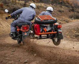 Gear Up GEO, Урал, мотоцикл, США,