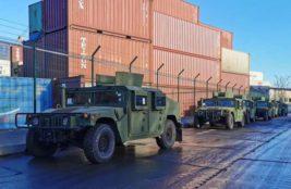 HMMWV M1151, Украина, Humvee,