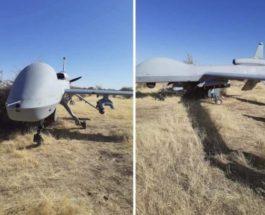 MQ-1C, США, Нигер, аварийная посадка,