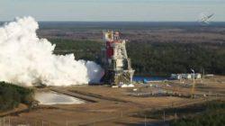 (Не) успех: Испытания самых мощных ракетных двигателей в истории человечества состоялись, но не так, как планировалось (видео)