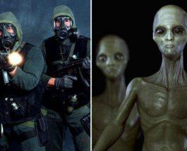 SAS, Великобритания, пришельцы, спецназ,