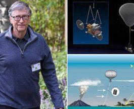 SCoPEx, Билл Гейтс, затмение,