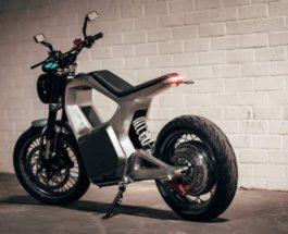 Sondors, мотоцикл, электромотоцикл,