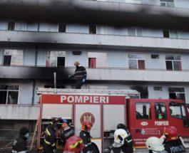 COVID, Бухарест, больница,