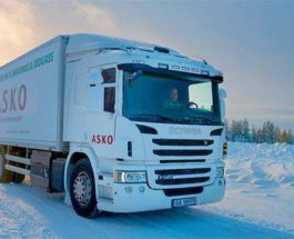 Scania, водород, грузовики,