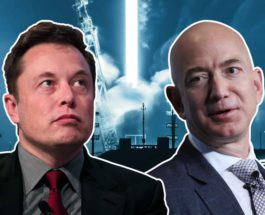 spacex, amazon,
