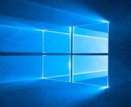 Microsoft, Windows 10, обновления,