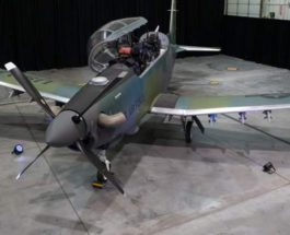ВВС США, самолет, штурмовик, AT-6 Wolverine,