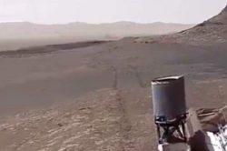 Вирусное видео с Марса, показывающее панораму планеты, оказалось фейком
