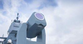 Германия, корабли, лазеры, вооружение,