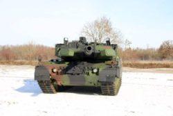 Германия добавит израильскую систему активной защиты к танкам Leopard-2