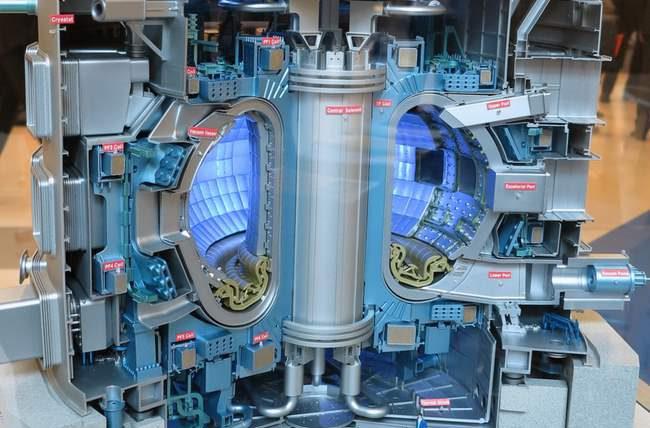 ЕС, термоядерный реактор,