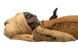 Египетский фараон, смерть, Фараон Таа II (Секененре),