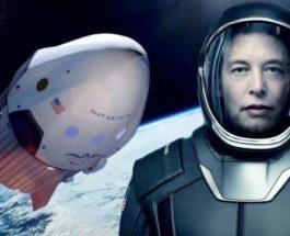 Илон Маск, космос, Марс,