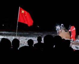 Китай, космос, Луна,