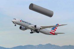 Пилот American Airlines обнаружил НЛО над пассажирским самолетом 21 февраля 2021 года (Аудиозапись)