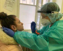 ПЦР, тест, кровоизлияние в мозг,