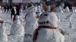 Польша, благотворительность, снеговики, операция,