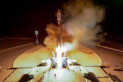 Россия запустит новые спутники для космического интернета OneWeb