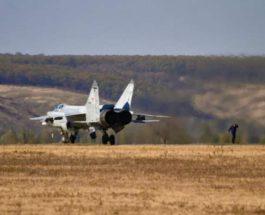 Россия, перехватчик, МиГ-41,
