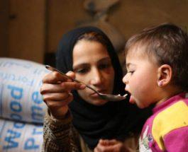 Сирия, нехватка еды, кризис,