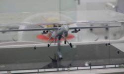 Новый украинский боевой дрон дебютировал на IDEX 2021