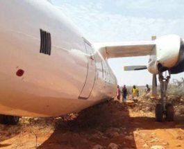 Сомали, Гарбахари, самолет,