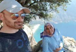Турок коварно убил беременную жену (ВИДЕО)