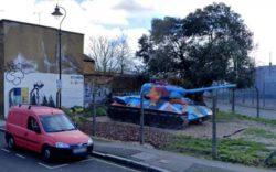 Google Maps Street View: танк Т-34-85 замечен в редком пригороде Лондона