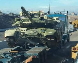 Т-84, Юма, США, полигон, танк,