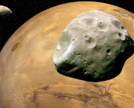Фобос, Деймос, Марс,