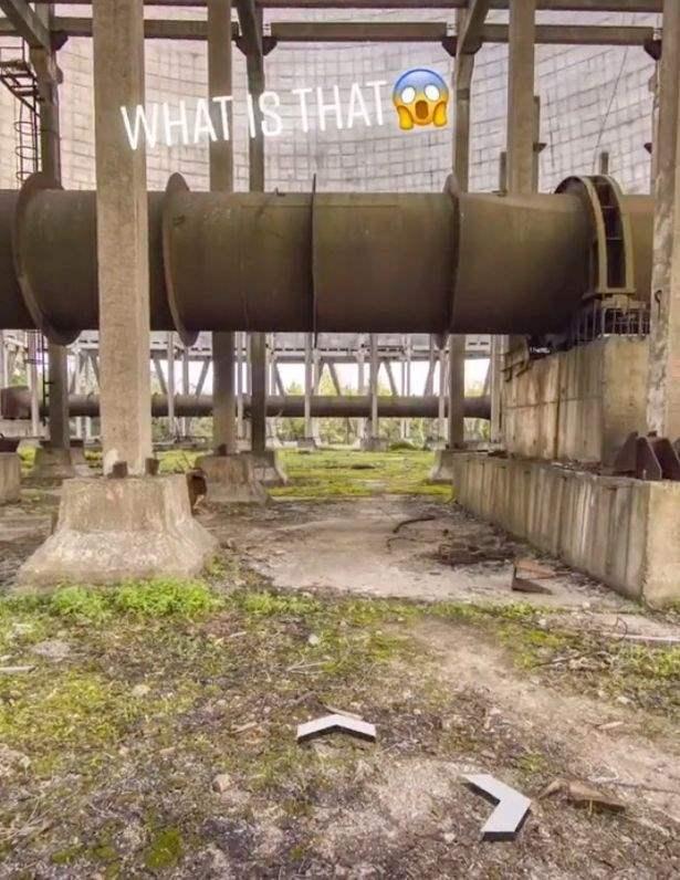 Чернобыль, кости, человеческие останки, градирня,