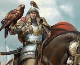 Чингисхан, смерть,