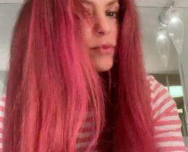 Шакира, волосы,